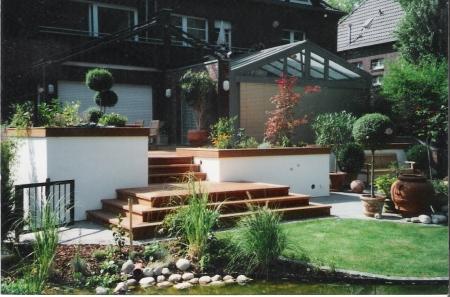 Lothar Kleinbylen - Terrassenböden Terrassentreppen